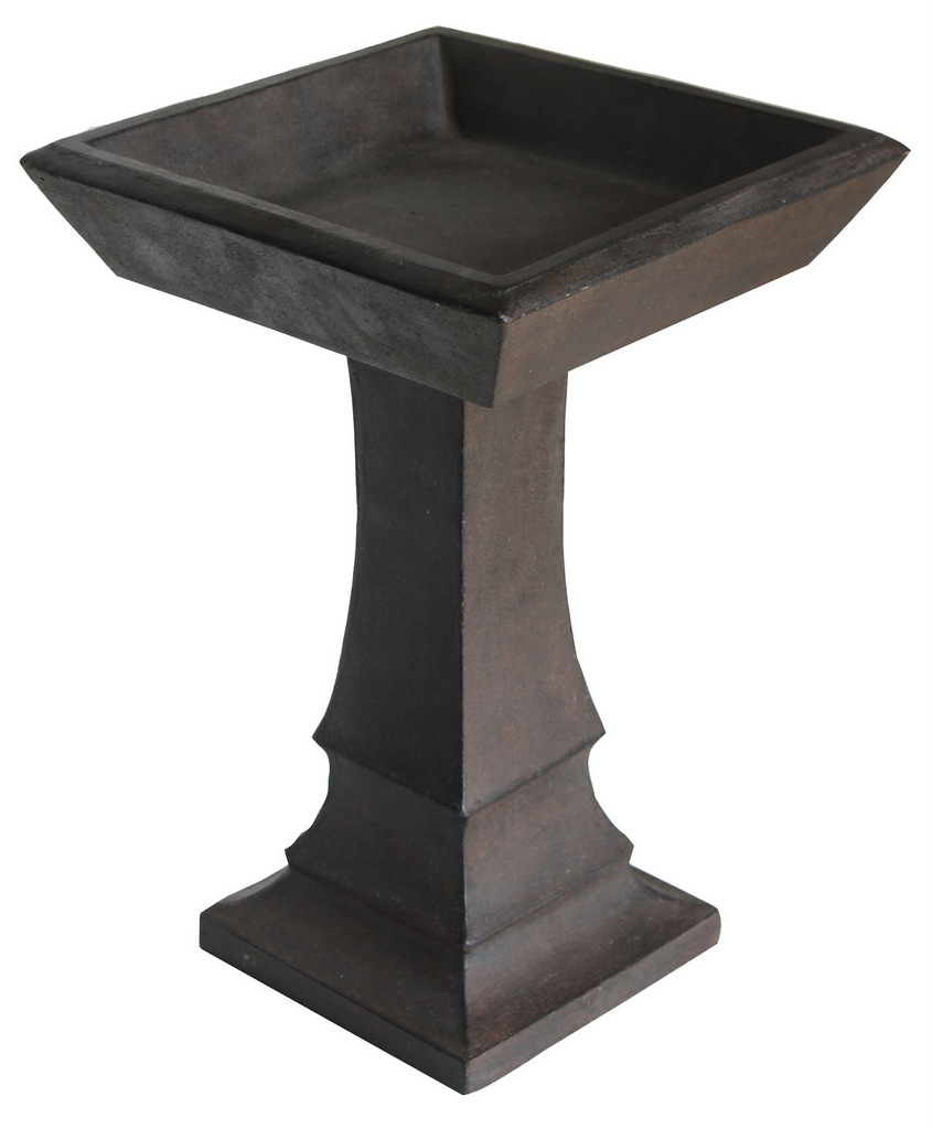 Modern birdbaths archives angelo d cor international inc for Decor international inc