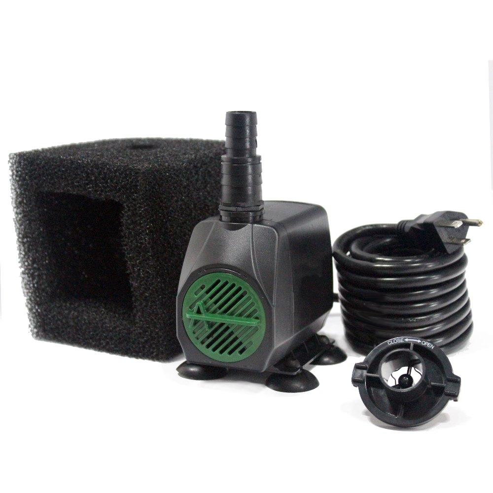 170 Gph 650 Lph Fountain Pump Angelo Decor