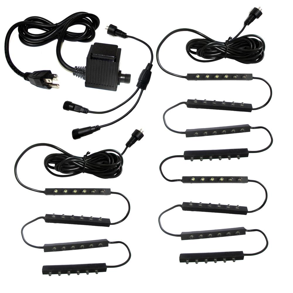Accessories Archives Angelo Dcor International Inc Pond Pump Electrical Wiring 72 Led Light Set