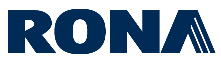 Rona Logo Blue Angelo D 233 Cor International Inc