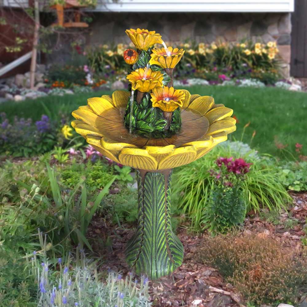 Best Sunflower Outdoor Decor - Home Decorating Ideas IV93