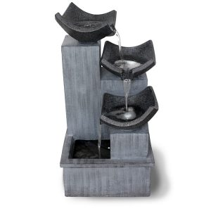 medium size fountain with lights $200-300